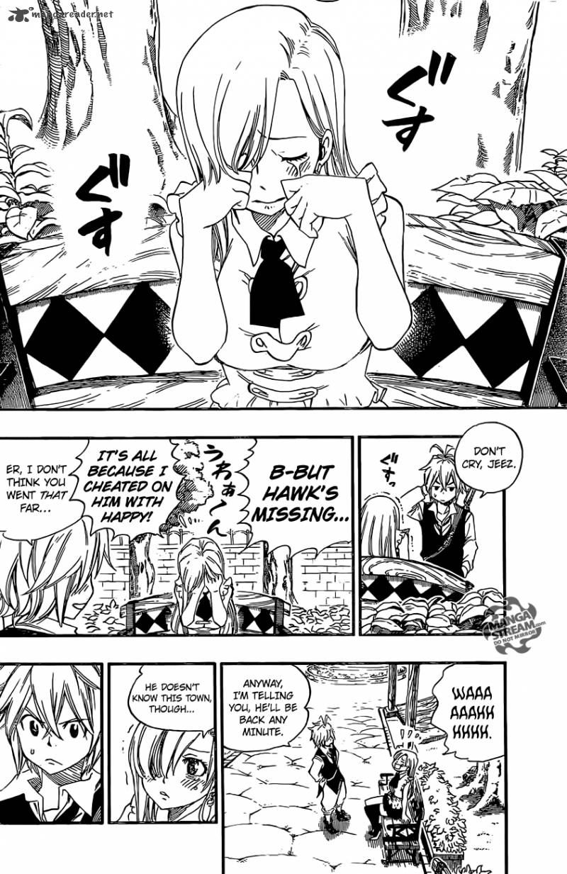 fairy tail christmas special chapter 1